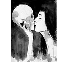 death and the maiden Photographic Print