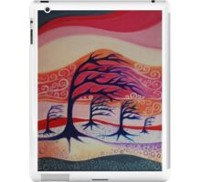 January Wind iPad Case/Skin