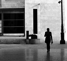 Lines of Light and Dark... by Berns by Shot in the Heart of Melbourne, 2013