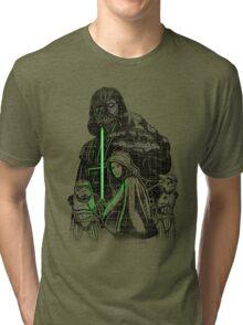 Skywalking Dead Tri-blend T-Shirt