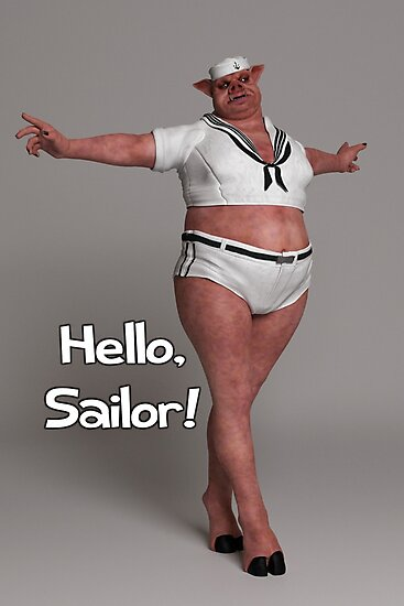 Hello Sailor by Liam Liberty