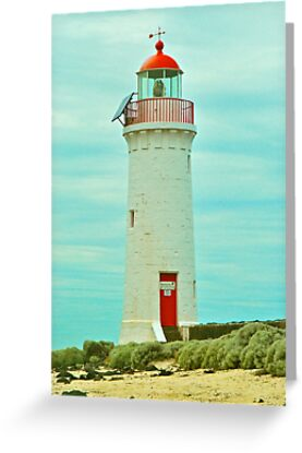 Port Fairy Lighthouse by Penny Smith