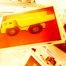 Yellow Truck Of My Youth by Andy Rhodes