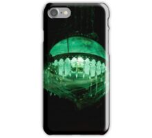 Eerie Lamp in the Rafters iPhone Case/Skin