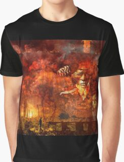 The End Of The Journey Graphic T-Shirt