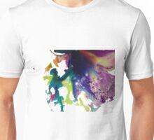 color drip pt 2 Unisex T-Shirt