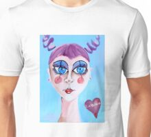 Liebchen - Sweetheart - Woman Art by Valentina Miletic Unisex T-Shirt