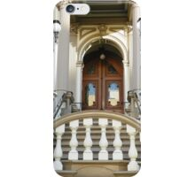 A Door into California History iPhone Case/Skin