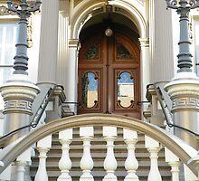 A Door into California History by Martha Sherman