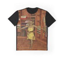 A Monster is in My Closet Graphic T-Shirt