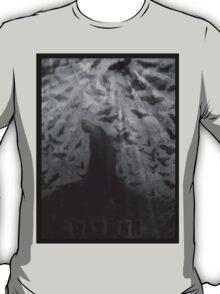 AeroArt Batman B&W T-Shirt