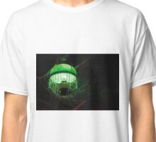 Eerie Lamp in the Rafters 2 Classic T-Shirt