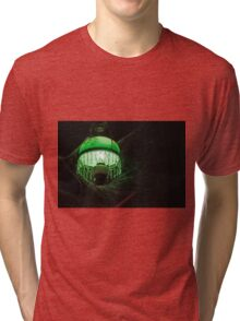 Eerie Lamp in the Rafters 2 Tri-blend T-Shirt