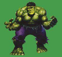 Urho Kaleva Hulk by peikko