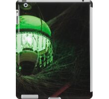 Eerie Lamp in the Rafters 2 iPad Case/Skin