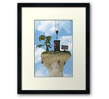 Outhouse - Out of Order Framed Print