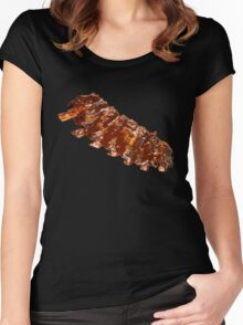 Ribs Forever Women's Fitted Scoop T-Shirt