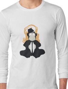 Monkey Bomb Long Sleeve T-Shirt