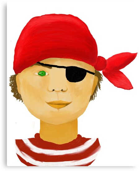 Little Pirate Boy by Andrea Meyer