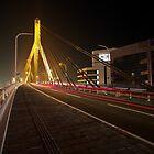 Aomori Bay Bridge by Marc Maschhoff