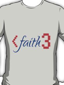 Faith in Love T-Shirt