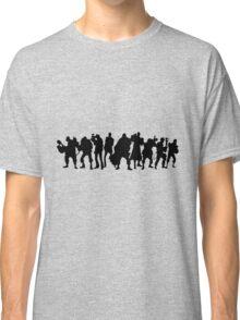Tf2 Sillhouetes  Classic T-Shirt