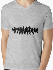Tf2 Sillhouetes  Mens V-Neck T-Shirt