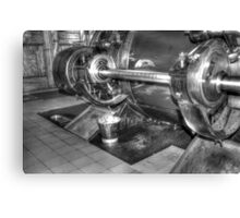 Steampump equipment Canvas Print
