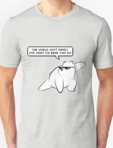 Ice Bear - We Bare Bears T-Shirt