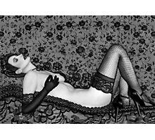 Ravishing Romance - Self Portrait Photographic Print