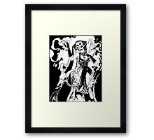 Mother Harlot Framed Print
