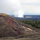 Halemaumau Crater by Loisb