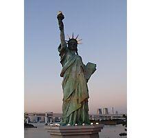 Statue of Liberty,tokyo Photographic Print