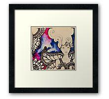 Jenessa Fairy Framed Print