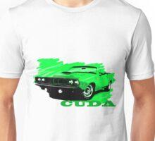 1971 Plymouth Cuda Unisex T-Shirt