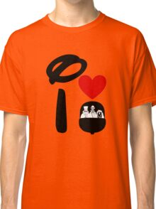 I Heart Haunted Mansion Classic T-Shirt