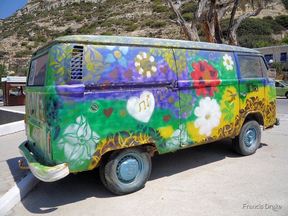 Hip Volkswagen by Francis Drake