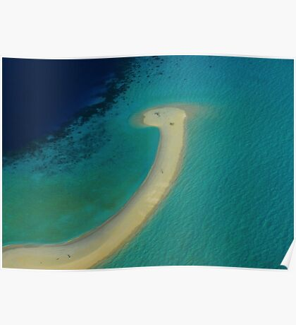I found the Loch Ness monster in the Maldives !!! Poster