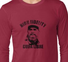 fidel castro Long Sleeve T-Shirt