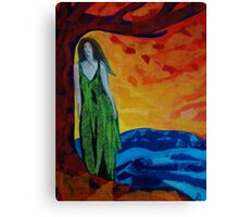 September Dream Canvas Print