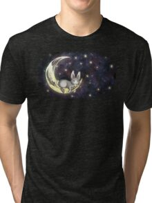Sleepy Bunny Tri-blend T-Shirt