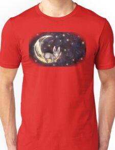 Sleepy Bunny Unisex T-Shirt