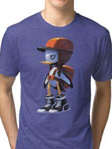 Ripple Portrait Tri-blend T-Shirt