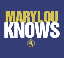 Discreetly Greek - Mary Lou Knows - Nike parody by integralapparel