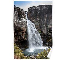 Taranaki Falls  Poster