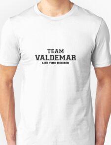 Team VALDEMAR, life time member T-Shirt