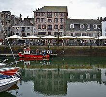 Waterside - Winter in Plymouth 3 by magicaltrails