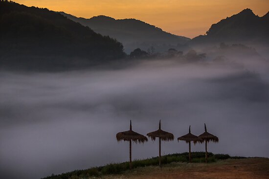 The Fog by arthit somsakul