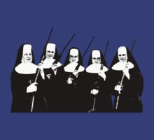 Nuns with Guns by Tim Topping