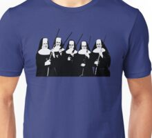 Nuns with Guns Unisex T-Shirt
